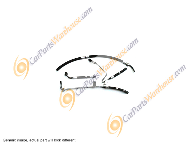 Mercedes_Benz ML320                          Fuel Line