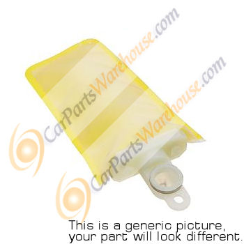 Ford E Series Van                   Fuel Pump Strainer