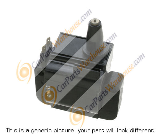 Isuzu Vehicross                      Ignition Coil