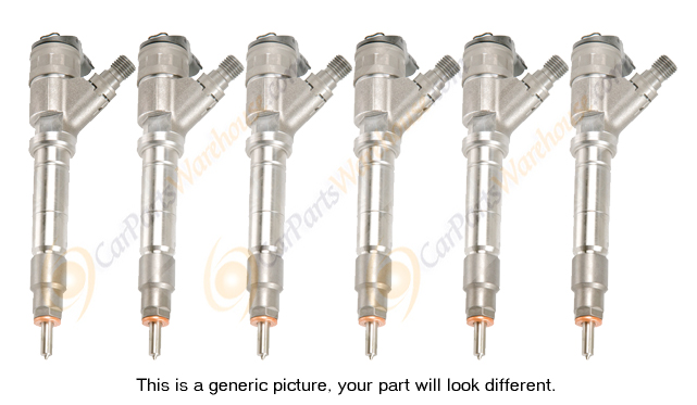 Pontiac G6                             Fuel Injector Set