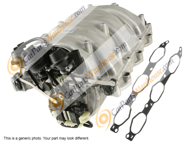 Mercedes_Benz E350                           Intake Manifold and Gasket Kit