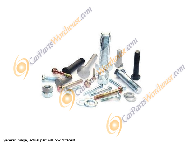 GMC Sierra                         Miscellaneous Nuts and Bolts