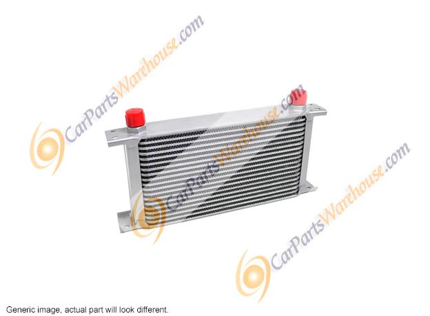 Ford E Series Van                   Engine Oil Cooler