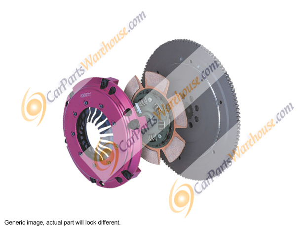 Toyota Echo                           Clutch Kit - Performance Upgrade