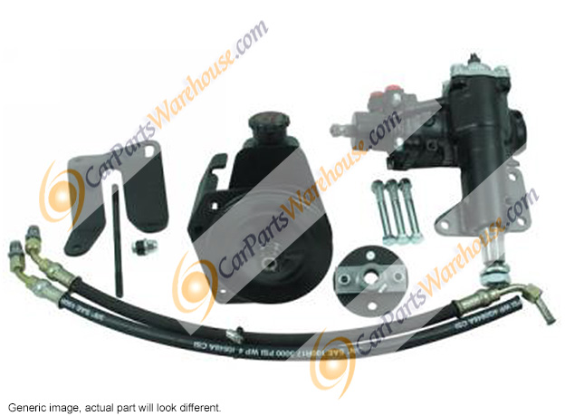 Chevrolet Corvette                       Steering Rack Conversion Kit