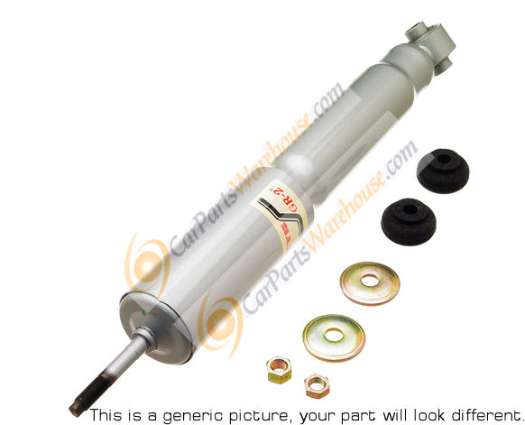 Lincoln MKZ                            Shock Absorber