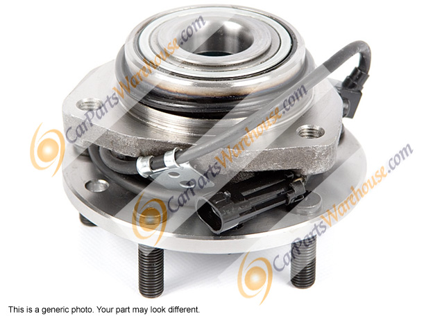 Chevrolet Trailblazer                    Wheel Hub AssemblyWheel Hub Assembly