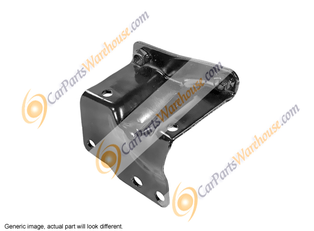 Ford Bronco                         Steering Bracket