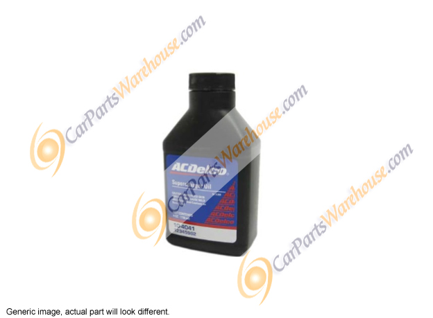 Oldsmobile Eighty Eight                   Supercharger Oil