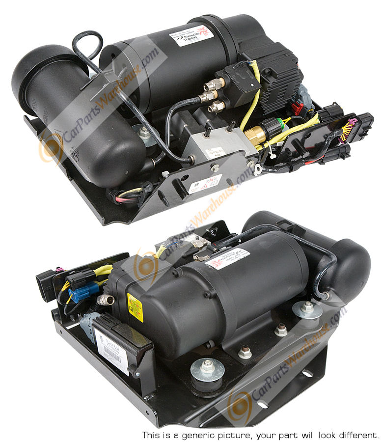 Cadillac SRX                            Suspension Compressor