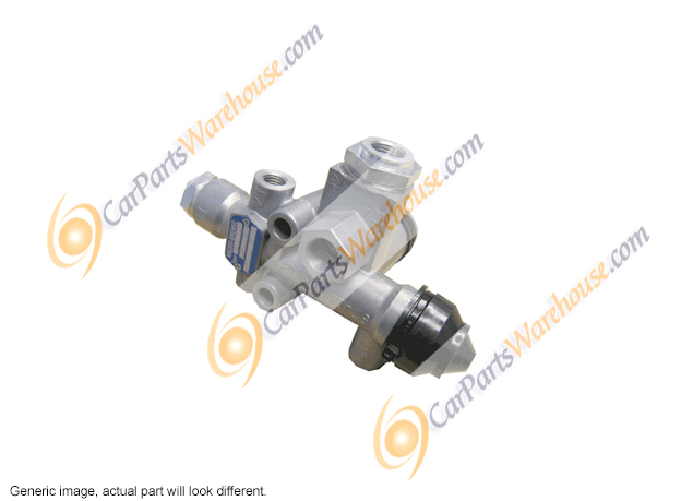 Mercedes_Benz SL600                          Suspension Valve
