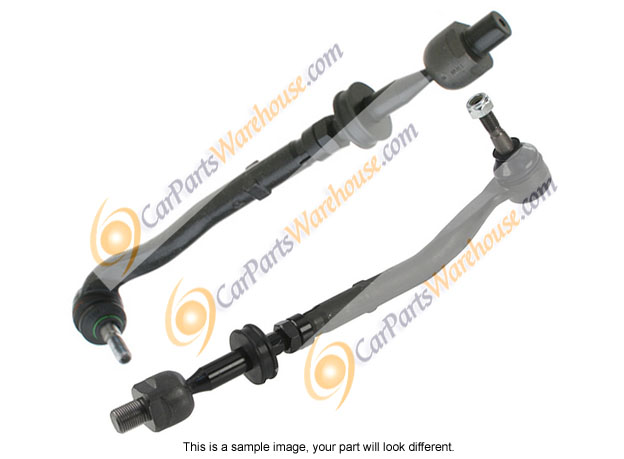 Mercedes_Benz SL600                          Complete Tie Rod Assembly Kit