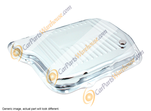 BMW 640i Gran Coupe                Transmission Oil Pan