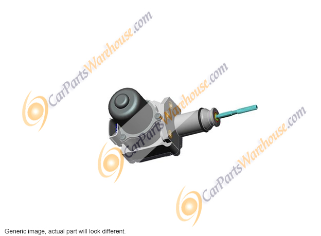 Ford Excursion                      Turbocharger Electronic Actuator