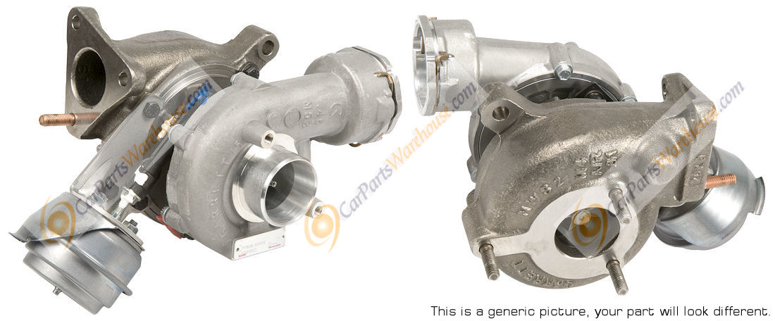 Buick Regal                          Turbocharger