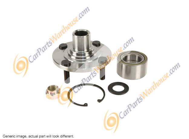 BMW 540                            Wheel Hub Repair Kit