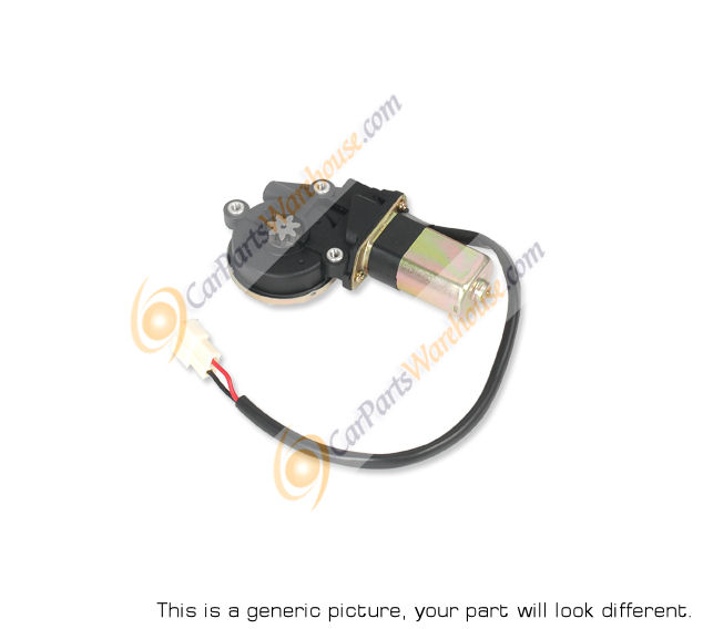 Chevrolet Equinox                        Window Motor Only