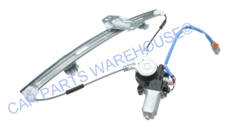 Nissan Titan                          Window Regulator with Motor