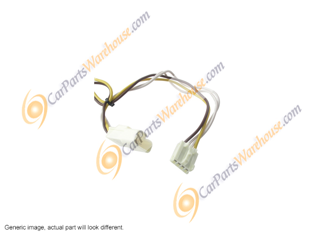 Ford E Series Van                   Wiring Harnesses and Connectors