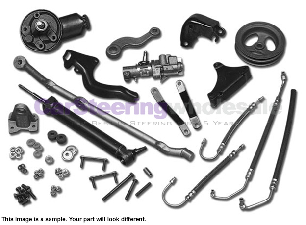Steering Rack Conversion Kit