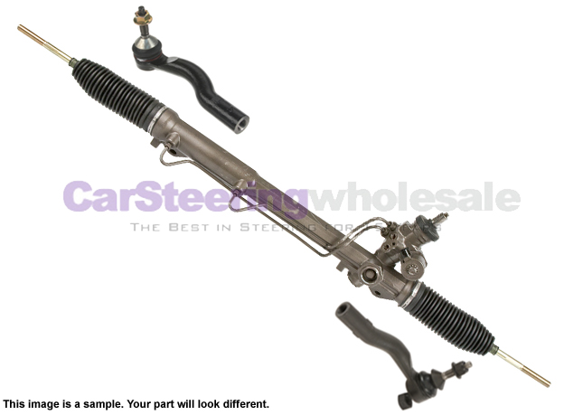 BMW 740 Tie Rod Kit