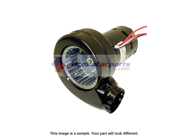 Mercedes Benz 190D Blower Motor