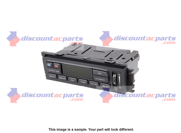 Land Rover Range Rover Climate Control Unit