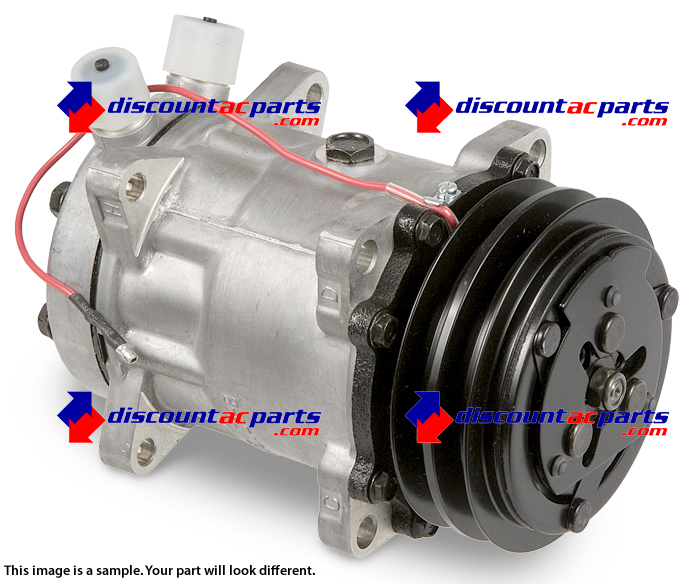 Plymouth Duster A/C Compressor