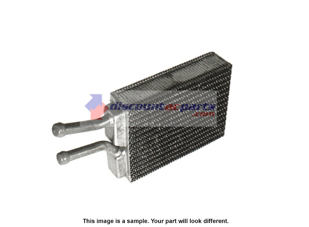BMW 650 Heater Core