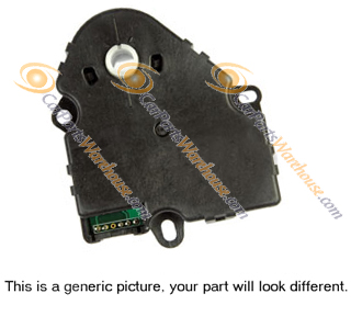 Toyota Tundra                         Door Actuator