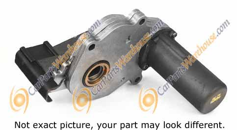 GMC Sierra                         Transfer Case Encoder Motor