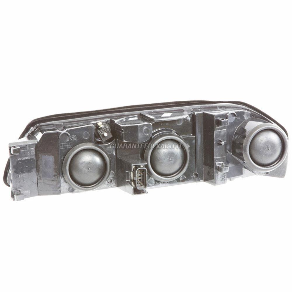 Chevrolet Impala                         Headlight Assembly