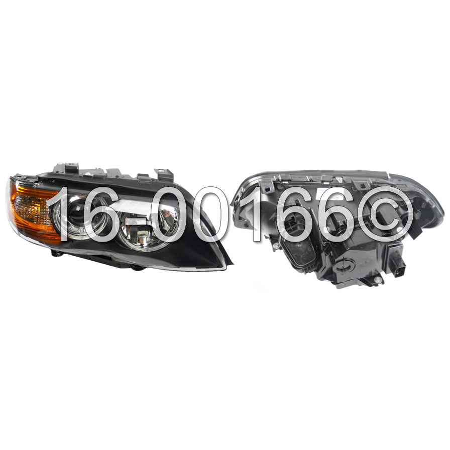 2000 BMW X5 Headlight Assembly