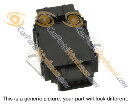 Buick Regal                          Ignition Control Module