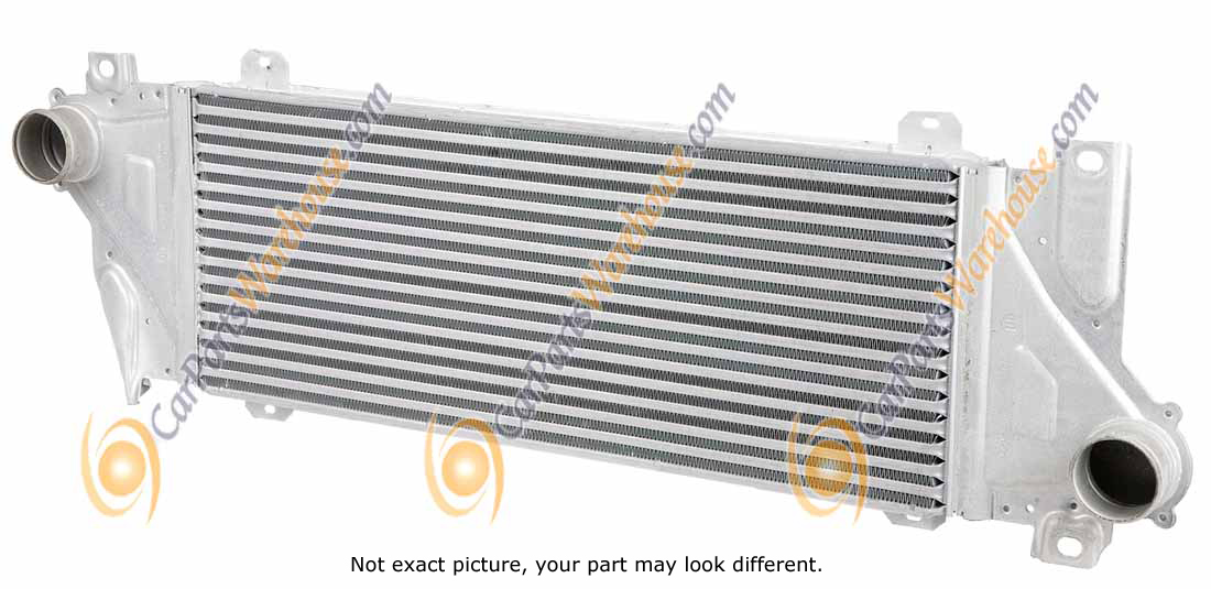 Dodge Ramcharger                     Intercooler