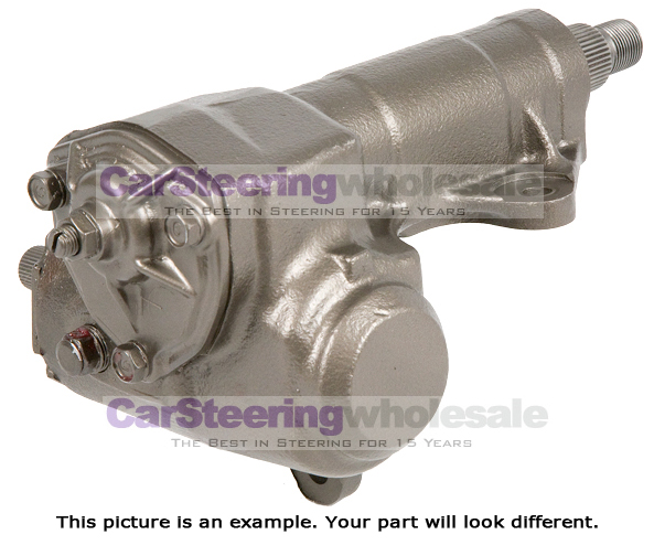 Porsche 924                            Manual Steering Gear Box