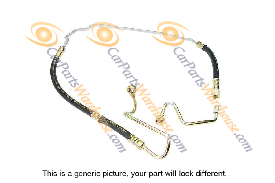 Ford Mustang                        Steering Hose Kit