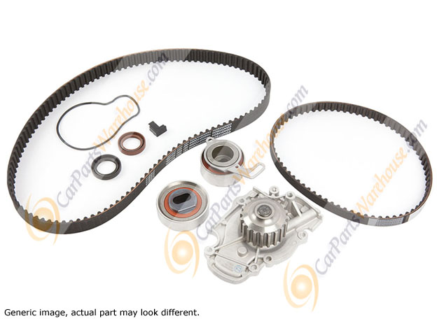 Volkswagen Eos                            Timing Belt Kit