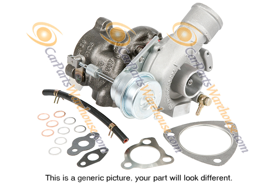 Turbo Installation Kit
