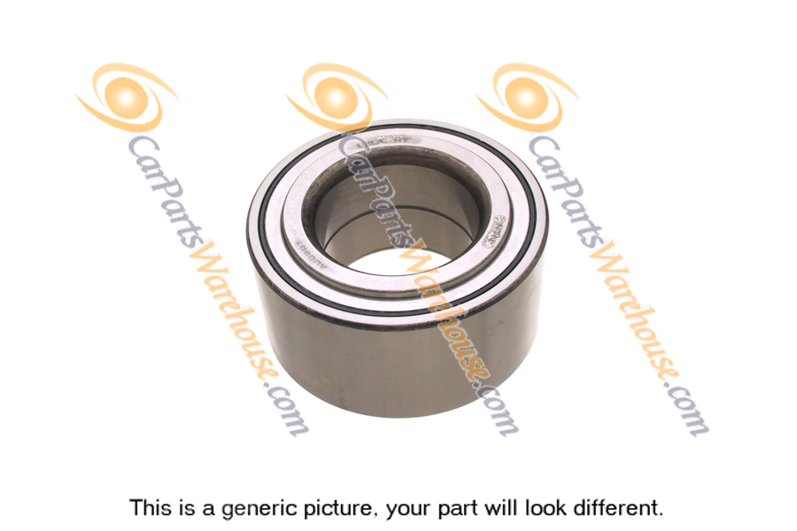 BMW 750iL                          Wheel Bearing Module