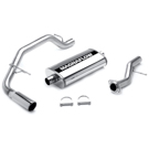 GMC Cat Back Performance Exhaust