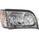 Mercedes_Benz CL500                          Headlight AssemblyHeadlight Assembly