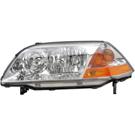 Acura MDX                            Headlight Assembly