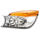 Buick Rendezvous                     Headlight AssemblyHeadlight Assembly