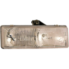 GMC Safari                         Headlight AssemblyHeadlight Assembly