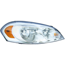 Chevrolet Impala                         Headlight AssemblyHeadlight Assembly