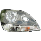 Lexus RX300                          Headlight Assembly