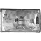 Lincoln Towncar                        Headlight AssemblyHeadlight Assembly