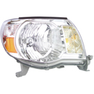 Toyota Tacoma                         Headlight AssemblyHeadlight Assembly