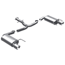 Lexus Cat Back Performance Exhaust